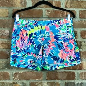 Lilly Pulitzer Shorts - Lilly Pulitzer Oceanview Boardshort NWT